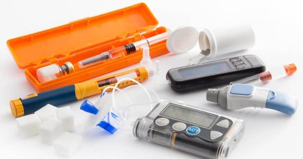 Administrarea-insulinei