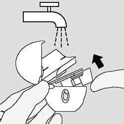 curățare-HandiHaler